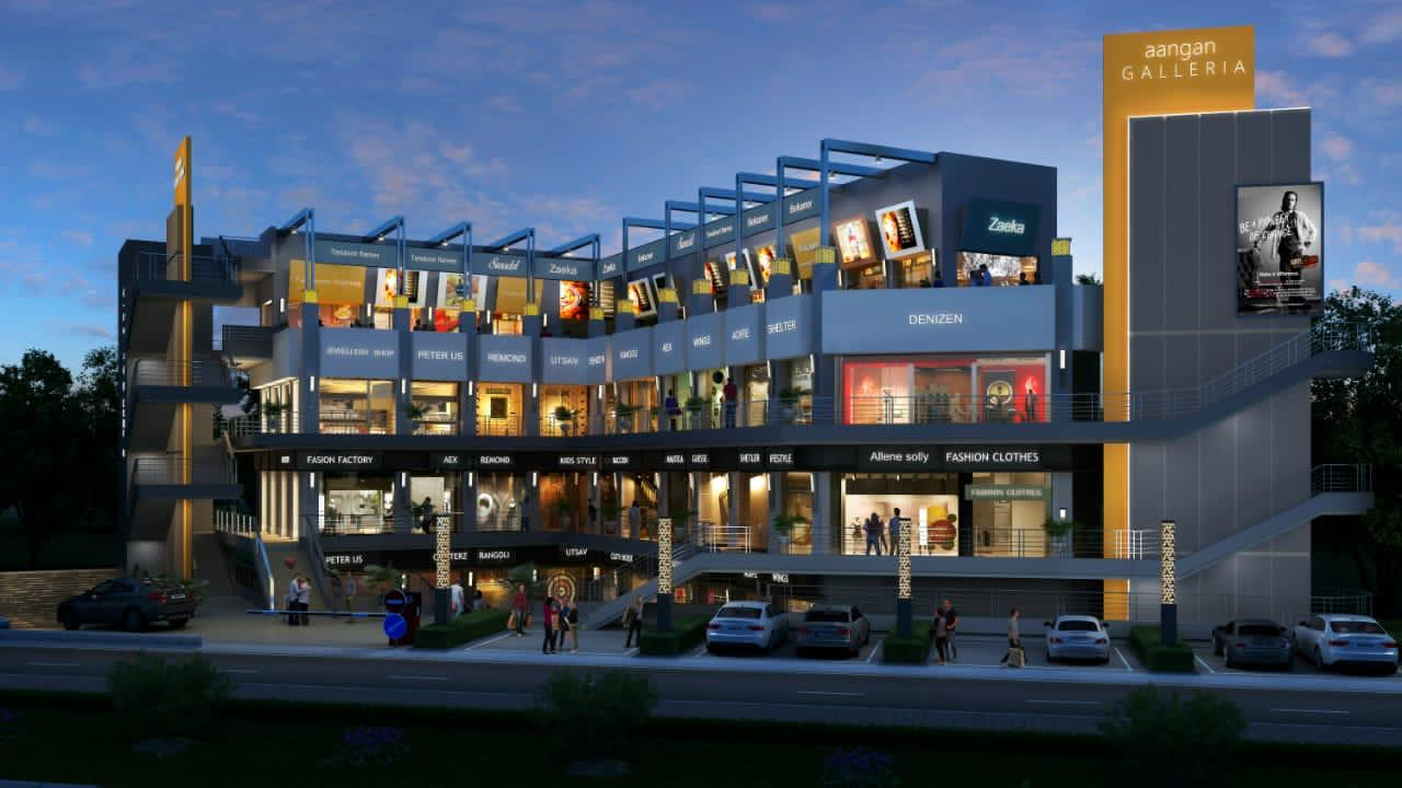 Adani Aangan Galleria